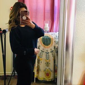 Victoria Secret lightweight cropped sweater, New